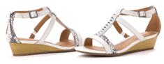 Clark's dámské sandály Playful fox