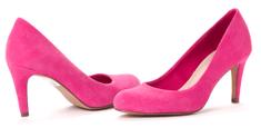 Clark's női magassarkú cipő Carlita cove