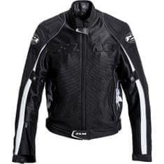 FLM motoristična poletna jakna 1.0, ženska, črna