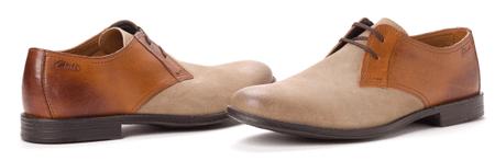 Clark's moška obutev Hawkley Walk 43 rjava