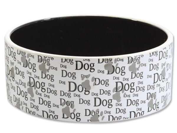 Dog Fantasy Miska keramická potisk Dog 20 cm