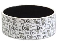 Dog Fantasy keramična posoda z napisom Dog, 20 cm