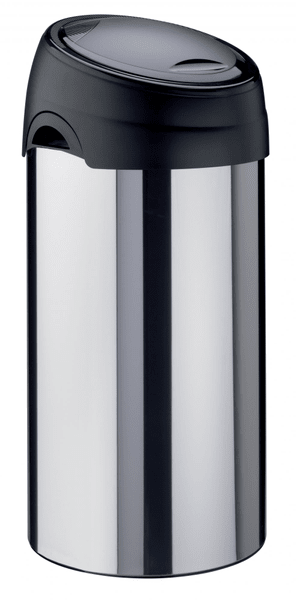 Meliconi Odpadkový koš Soft-Touch 60 l nerez