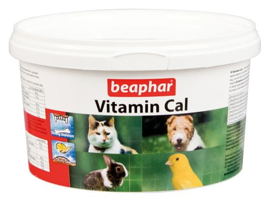 Beaphar prehransko dopolnilo Vitamin Cal, 250 g