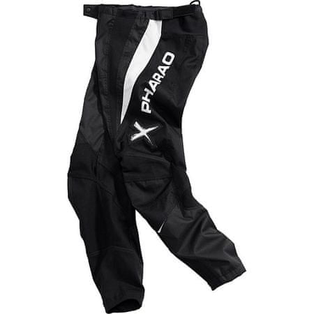 Pharao motocross hlače X 1.0, črne, M