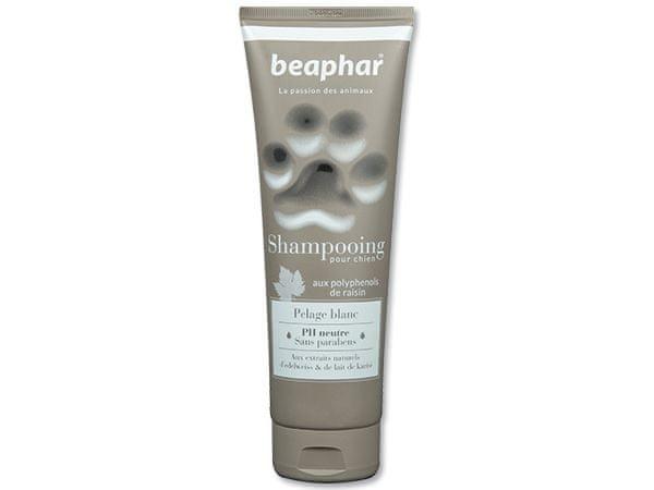 Beaphar Šampon pro bílou srst 250ml