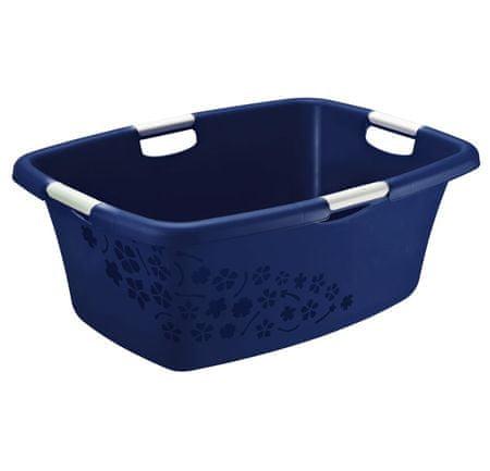 Rotho Umývadlo Flowers 50 l modrá