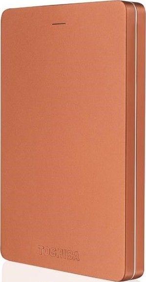 "TOSHIBA Canvio Alu 3S 1TB / Externí / USB 3.0 / 2,5"" / Red (HDTH310ER3AA)"