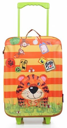 Okiedog trolley Tiger, L