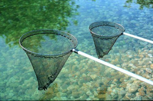 Oase Gulatý podberák na ryby - Fish net small (OA 36300)