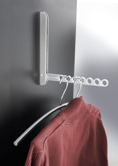 Fackelmann Składany wieszak na ubrania