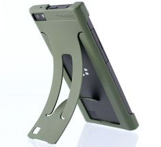 BlackBerry ovitek Leap Flex, vojaško modra