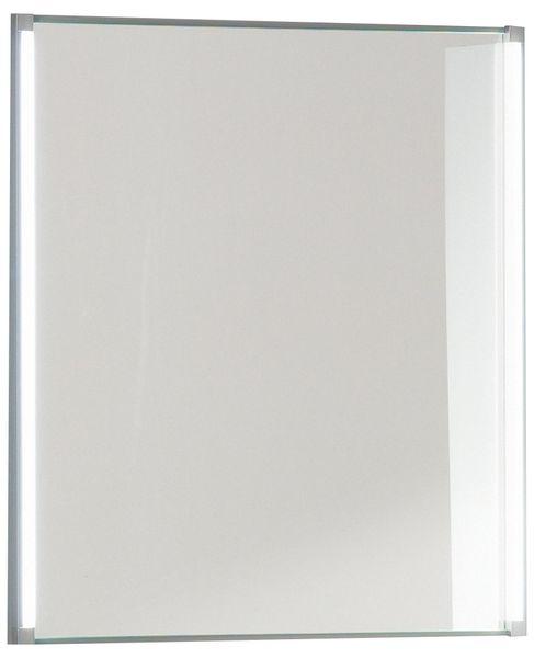 Fackelmann Zrcadlo s LED osvětlením 60,5x67 cm