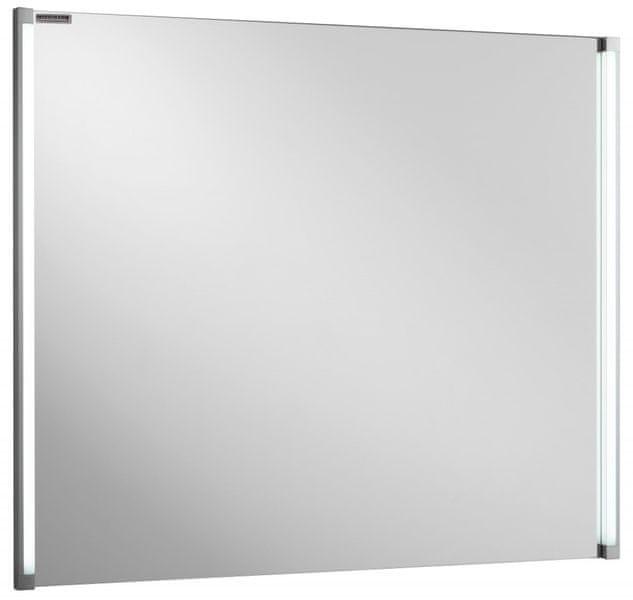 Fackelmann Zrcadlo s LED osvětlením 80,5x67 cm