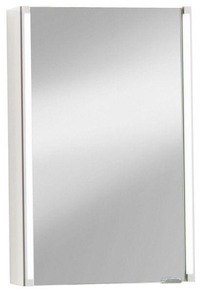 Fackelmann Zrcadlová skříňka s LED osvětlením 42,5x67 cm