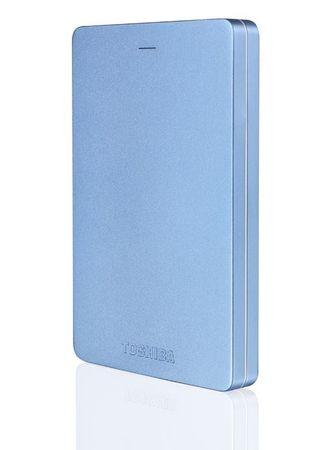Toshiba zunanji trdi disk Canvio Aluminium 1TB, USB3.0, moder