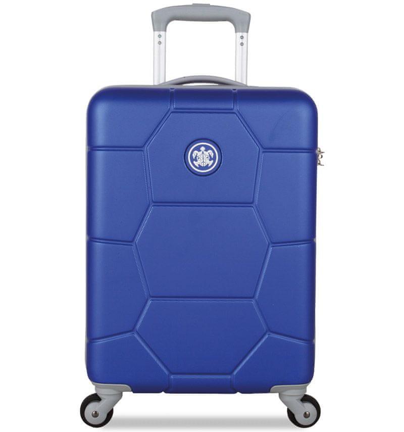 Suitsuit ABS zavazadlo TR-1225/3-S Caretta Dazzling Blue