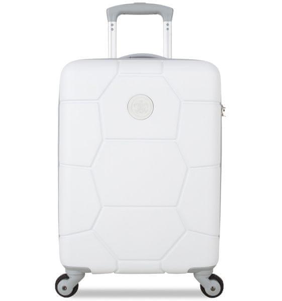 SuitSuit Cestovní kufr Caretta S Sea Shell White