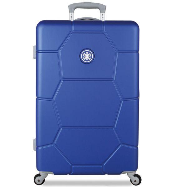 SuitSuit Cestovní kufr TR-1225/3-M ABS Caretta Dazzling Blue