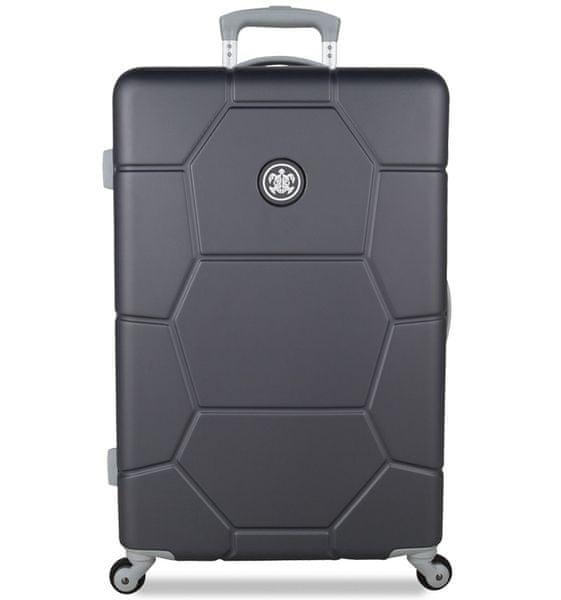 SuitSuit Cestovní kufr Caretta M Cool Grey
