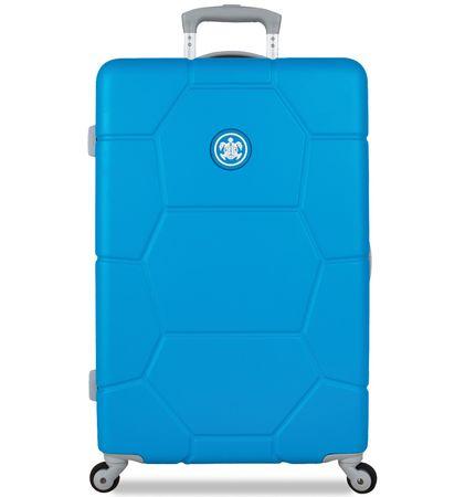 SuitSuit Cestovný kufor TR-1228/3-M ABS Caretta Bl