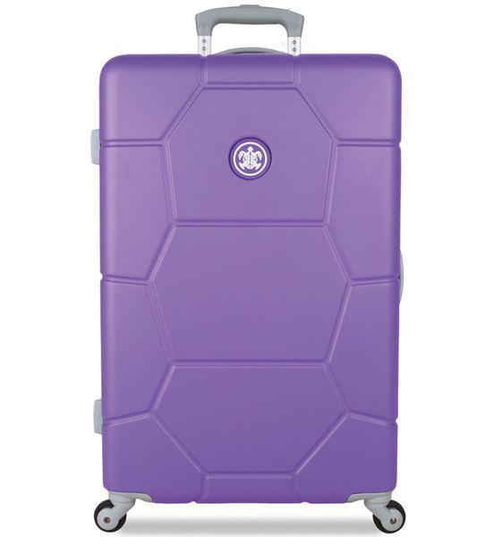 SuitSuit Cestovní kufr Caretta M Purple Heart