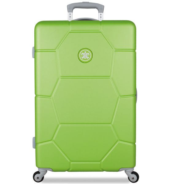 SuitSuit Cestovní kufr Caretta M Bright Lime