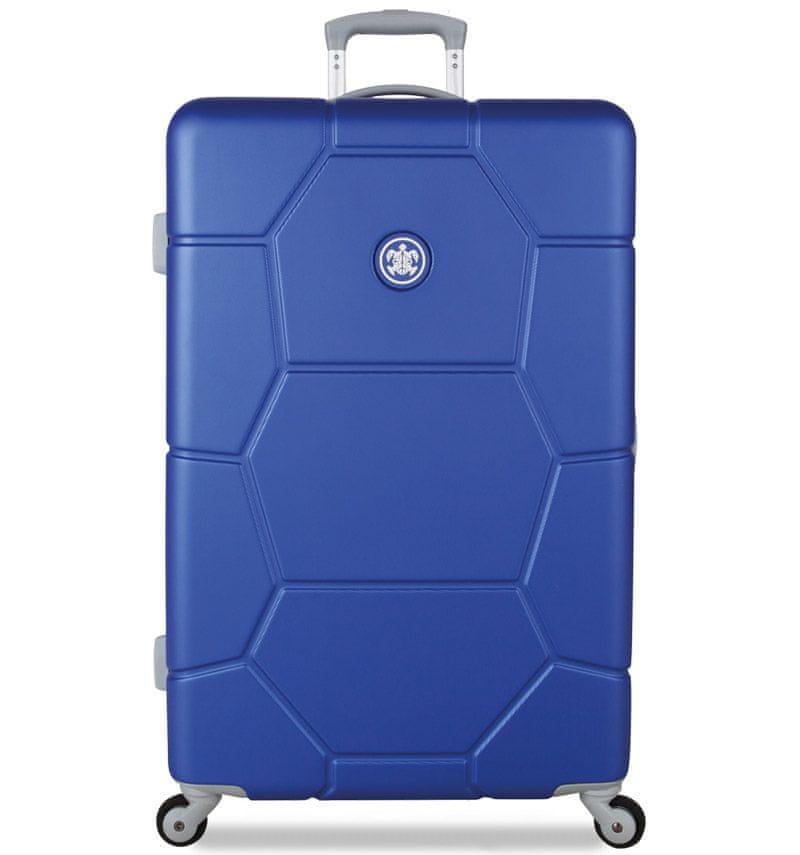 SuitSuit Cestovní kufr Caretta L Dazzling Blue