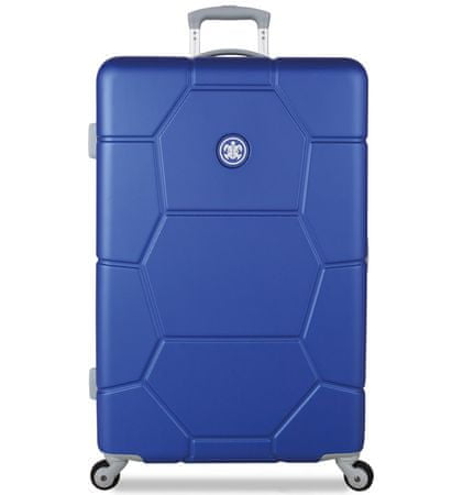 SuitSuit potovalni kovček Caretta L Dazzling Blue, moder