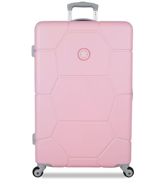 SuitSuit Cestovní kufr Caretta L Pink Lady
