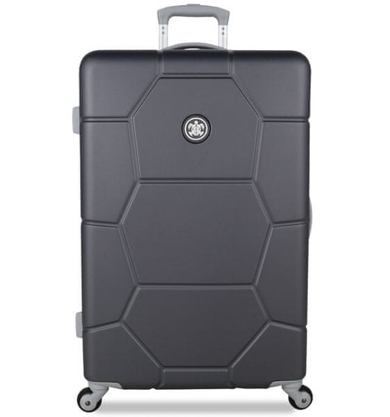 SuitSuit Cestovní kufr Caretta L Cool Grey