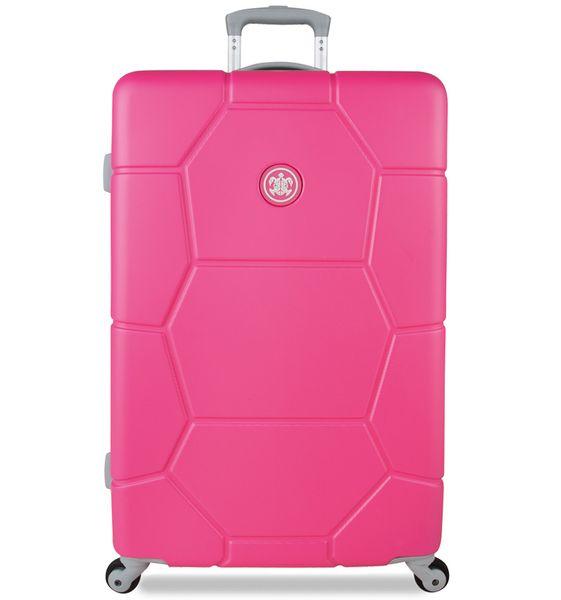 SuitSuit Cestovní kufr Caretta L Shocking Pink