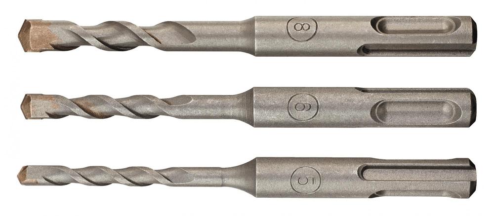 Stanley Vrtáky do betonu SDS+ Ø5-6-8mm