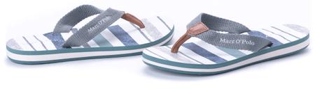 Marc O´Polo női flip-flop papucs 40 türkiz