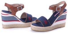 U.S. Polo Assn. Dámské sandály Nymphea, tmavě modrá, vel. 41 - rozbaleno