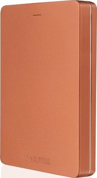 "TOSHIBA Canvio Alu 3S 2TB / Externí / USB 3.0 / 2,5"" / Red (HDTH320ER3CA) - II. jakost"