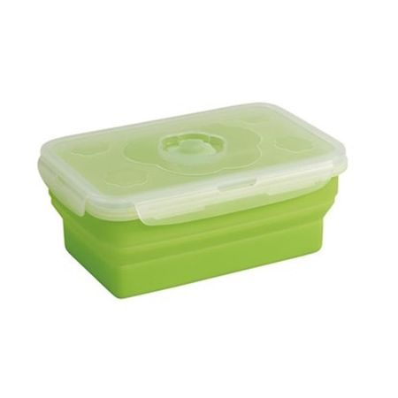 Outwell zložljiva posoda za shranjevanje, M, zelena