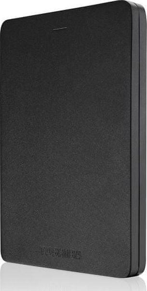 "TOSHIBA Canvio Alu 3S 500GB / Externí / USB 3.0 / 2,5"" / Black (HDTH305EK3AA)"