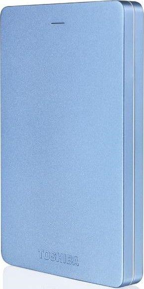 "TOSHIBA Canvio Alu 3S 500GB / Externí / USB 3.0 / 2,5"" / Blue (HDTH305EL3AA)"