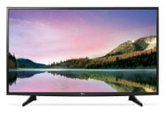 LG 49UH6107 123 cm Smart Ultra HD LED TV Televízió
