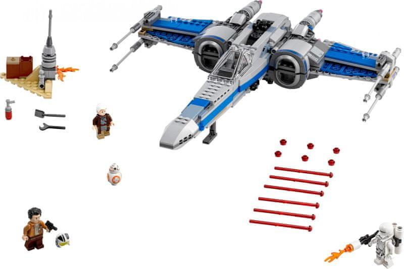 LEGO® Star Wars 75149 Stíhačka X-wing Odporu