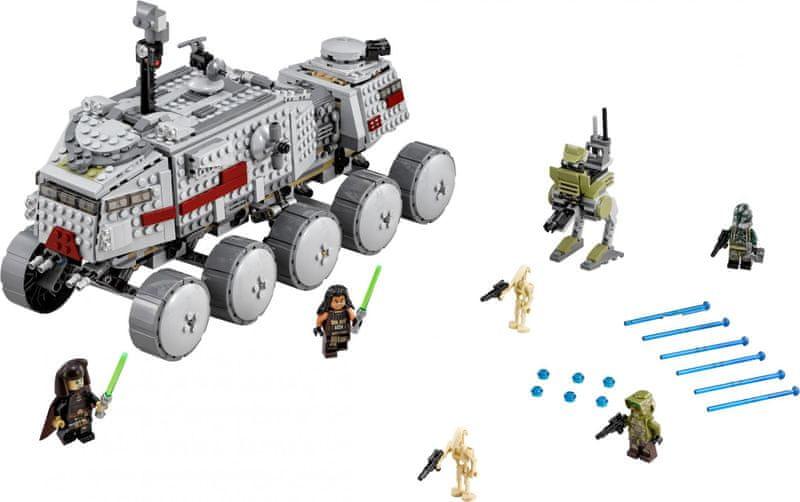 LEGO® Star Wars 75151 Turbo tank Klonů