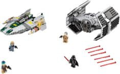 LEGO® Star Wars 75150 Vader's TIE Advanced vs. A-Wing Starfighter