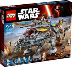 LEGO® Star Wars 75157 AT-TE™ kapetana Rexa