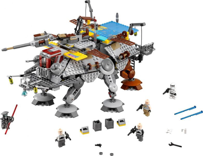 LEGO® Star Wars™ 75157 AT-TE kapitána Rexe
