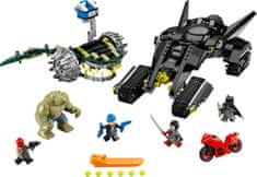 LEGO Super Heroes 76055 Batman: Killer Croc-Kanalizacijski krah