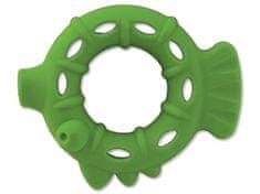 Dog Fantasy Szilikongyűrű kutyáknak, Zöld