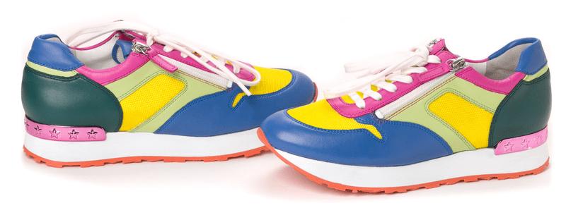 Högl dámské tenisky 39 vícebarevná