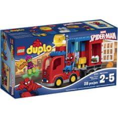 LEGO Duplo 10608 Ciężarówka Spider Mana