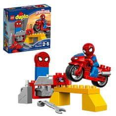 LEGO® Duplo 10607 Radionica sa Spider-Manovim mrežociklom